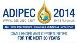 PARTICIPATION IN ADIPEC 2014