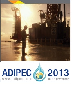 PARTICIPATION IN ADIPEC 2013